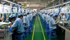 Проведение производственного контроля факторов