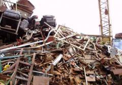 Ilization of scrap metal, ferrous, non-ferrous