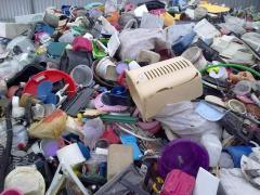 Сбор и переработка пластмасс, полистирола
