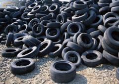Утилизация отработанных автомобильных покрышек