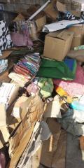 Сбор, вывоз и захоронение бытовых отходов