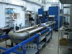 Поверка теплосчетчиков, ультразвуковых и электромагнитных расходомеров, датчиков температуры