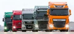 Все виды ремонта грузовых автомобилей