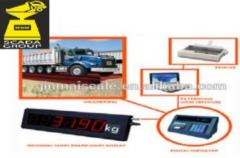 Модернизация автомобильных весов