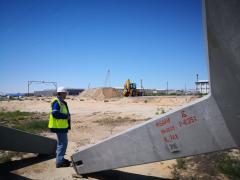 Сопровождение проекта при строительстве линий электропередачи (ЛЭП) свыше 1 кВ