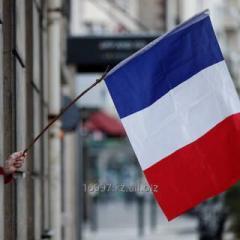 Письменный языковой перевод, французский язык