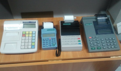 Сервисное обслуживание контрольно-кассовых аппаратов