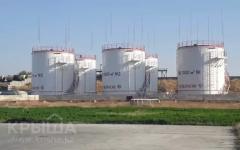 Услуги хранения нефтепродуктов