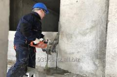 Демонтаж и выемка фундаментов и оснований сооружений