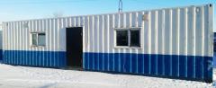 Доставка модульных зданий