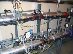 Обслуживание электрических и электронных приборов систем учета тепловой энергии