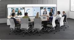 Сервисное облсуживание системы видеоконференцсвязи