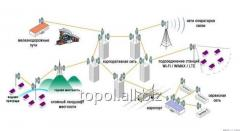 Сервисное обслуживание радиорелейных линий связи