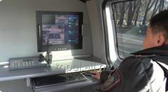 Техническое обслуживание мобильных комплексов и узлов связи на базе автомобилей повышенной проходимости