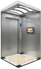 Реклама на мониторах со звуком  в лифтах г. Нур-Султан