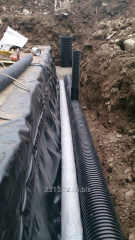 Drainage and storm systems, design