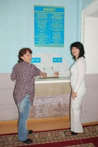 Санатории в Казахстане, Бювет с минеральной водой