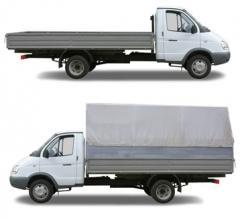 Аренда малотоннажных грузовиков