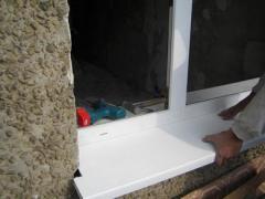 Установка оконных и фасадных систем