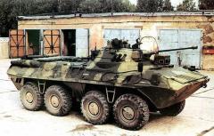Ремонт бронетранспортеров БТР-60, БТР-70 и БТР-80