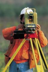 地质测量,地形测绘的审视服务