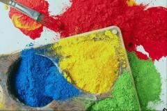 Polymeric covering of products, Paint and varnish