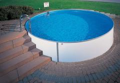 Installation of pools