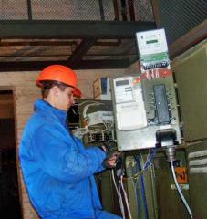 Выполнение электромонтажных работ в предприятиях сферы обслуживания