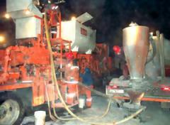 Работы по цементированию и тампонированию скважин