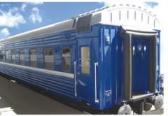 Разработка индивидуального дизайна интерьера вагона Алматы