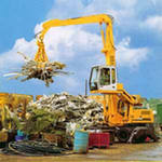 Обработка металлических отходов и лома черных
