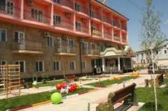 Cook Terek sanatorium, Saryagash