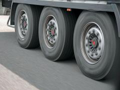 Restoration of truck tires, repair of wheels of