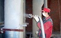 Огнезащитная обработка деревянных конструкции