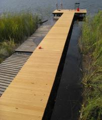 Строительство мостов и пирсов