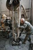 Ремонт бурильного инструмента для добычи нефти