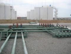 Прокладка газонефтепроводов