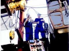 Монтаж электрооборудования грузовых кранов,монтаж