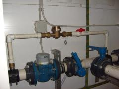 Отопление и сантехнические услуги
