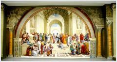 Художественная роспись стен и потолков, Абди