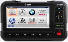Diagnostics of electronic systems of the car