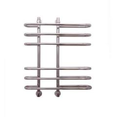 Connection of the heated towel rail to system of