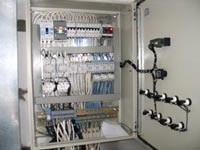 Installation of lighting in refrigerating and