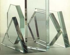 Обработка кромки стекла и зеркал, шлифовка,