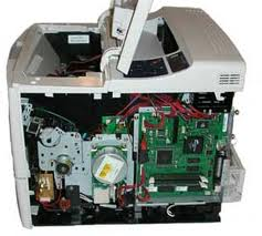 Repair and service of office office equipment of