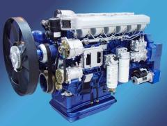 Repair of diesel engines
