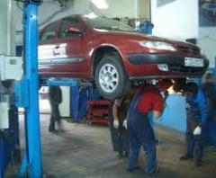 Maintenance of cars, HUNDRED