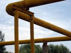 Строительство обводного газопровода высокого