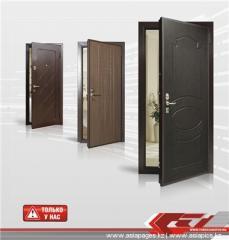 Установка дверей и доставка