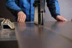Раскрой плитных материалов